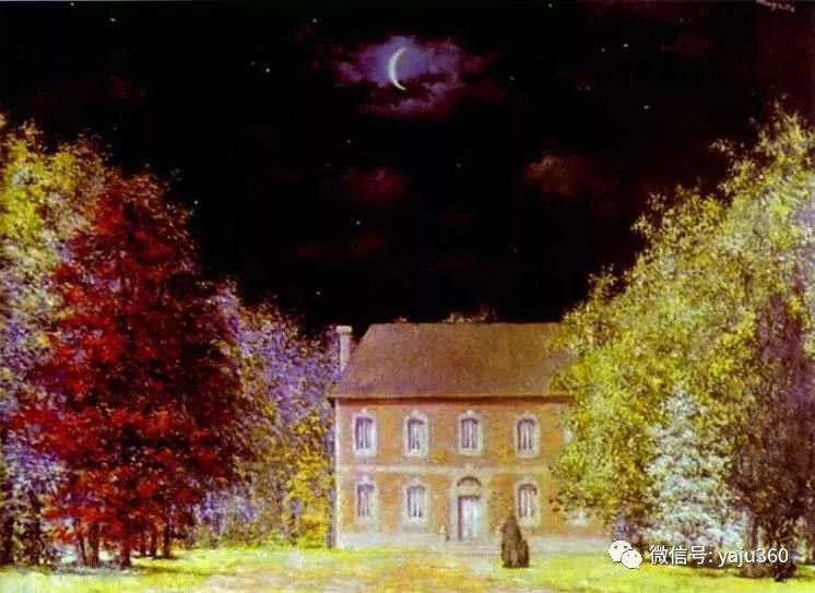 超现实主义 比利时画家Rene Magritte插图33