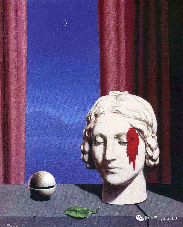 超现实主义 比利时画家Rene Magritte插图35