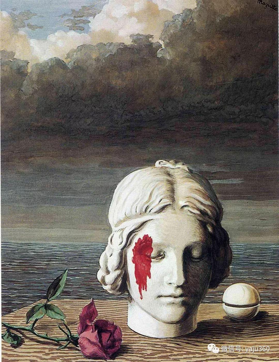 超现实主义 比利时画家Rene Magritte插图37