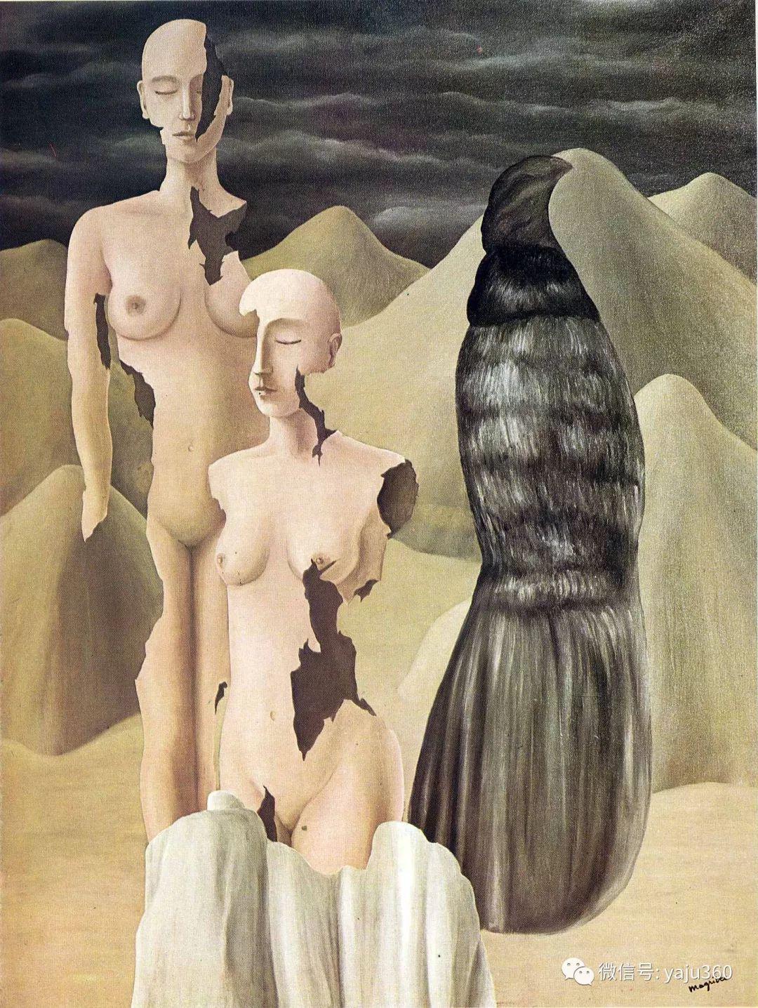 超现实主义 比利时画家Rene Magritte插图39