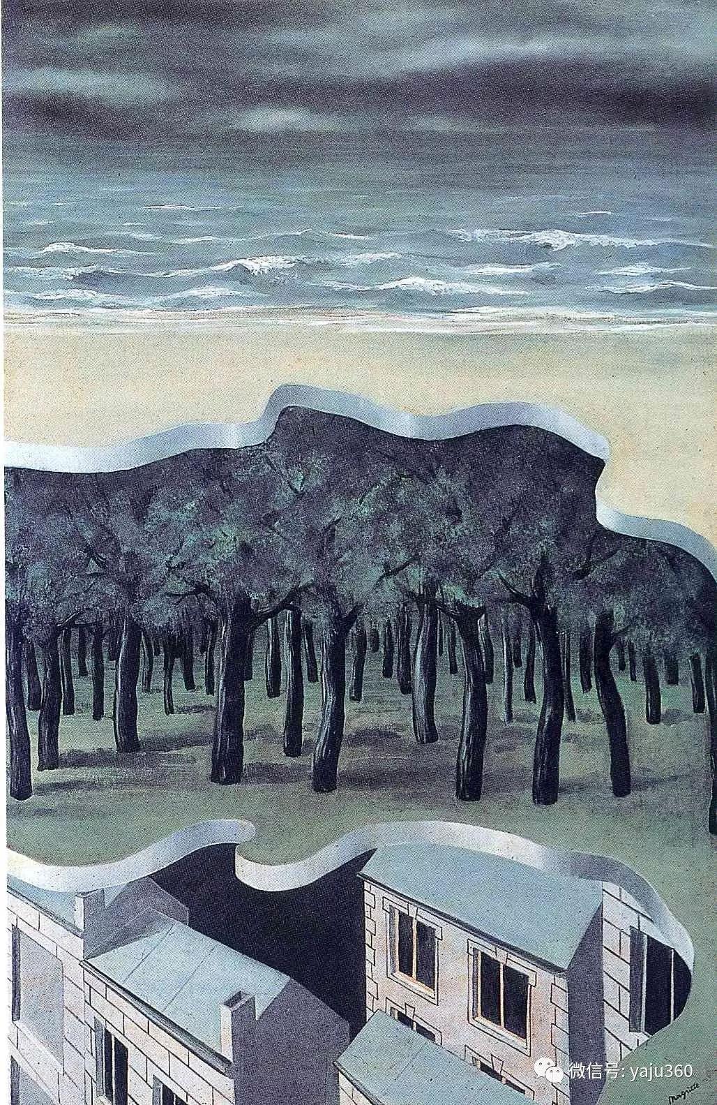 超现实主义 比利时画家Rene Magritte插图41