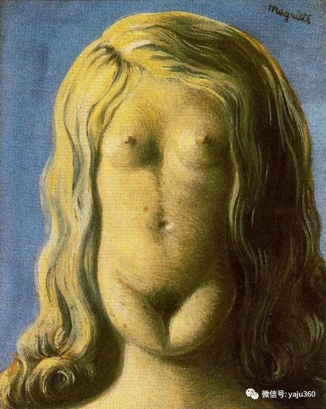 超现实主义 比利时画家Rene Magritte插图45