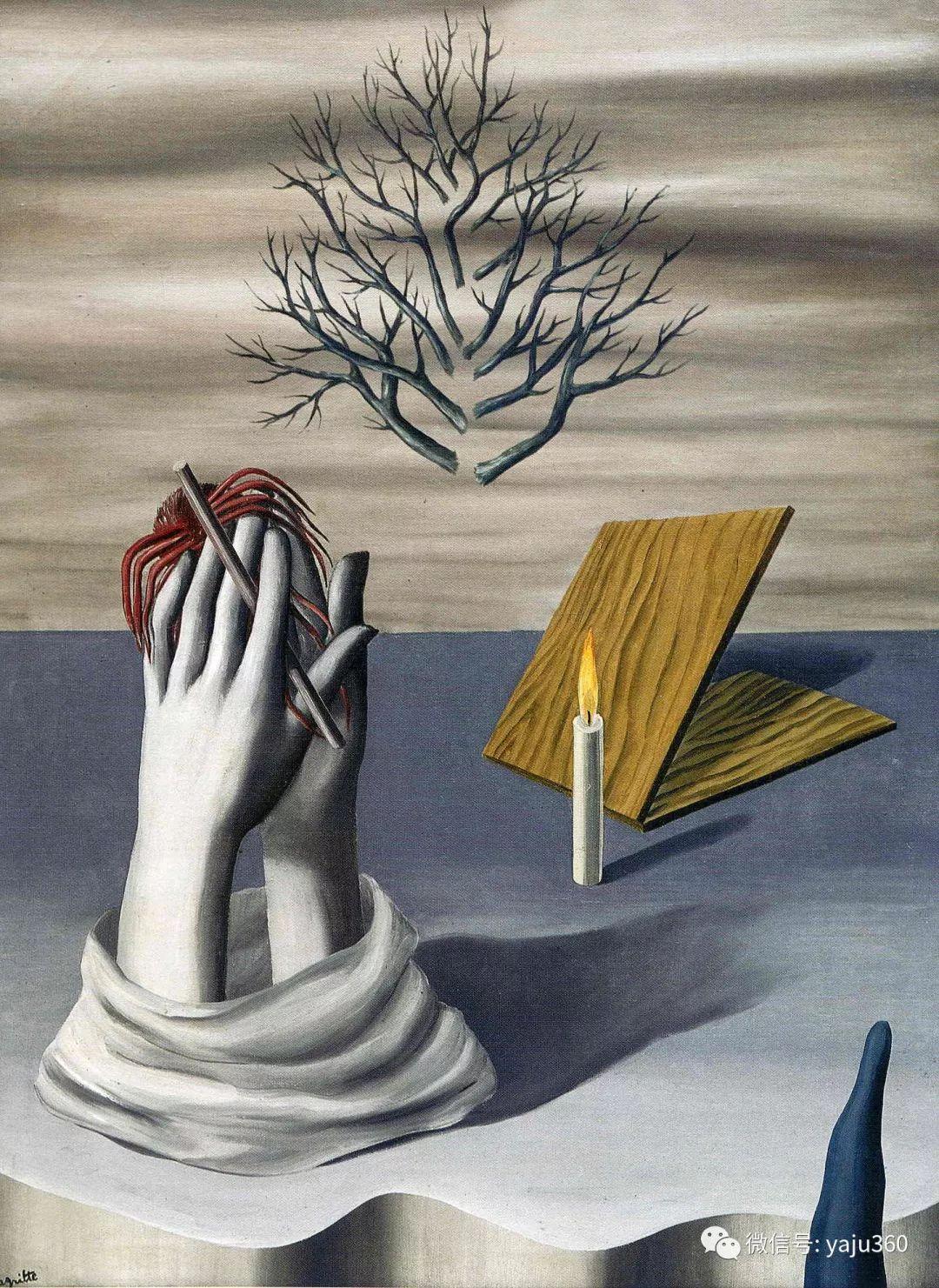 超现实主义 比利时画家Rene Magritte插图47