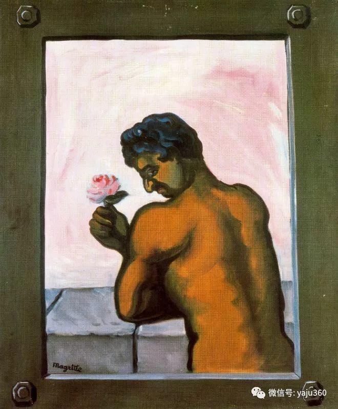 超现实主义 比利时画家Rene Magritte插图51