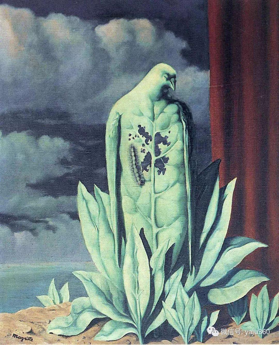 超现实主义 比利时画家Rene Magritte插图55