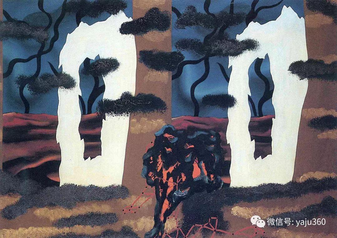 超现实主义 比利时画家Rene Magritte插图57