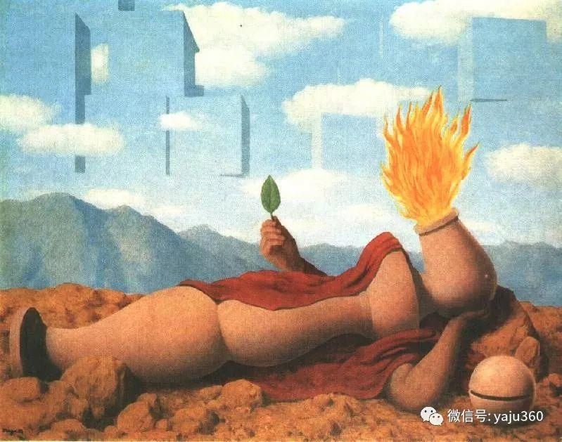超现实主义 比利时画家Rene Magritte插图59