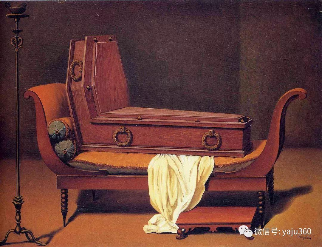 超现实主义 比利时画家Rene Magritte插图61