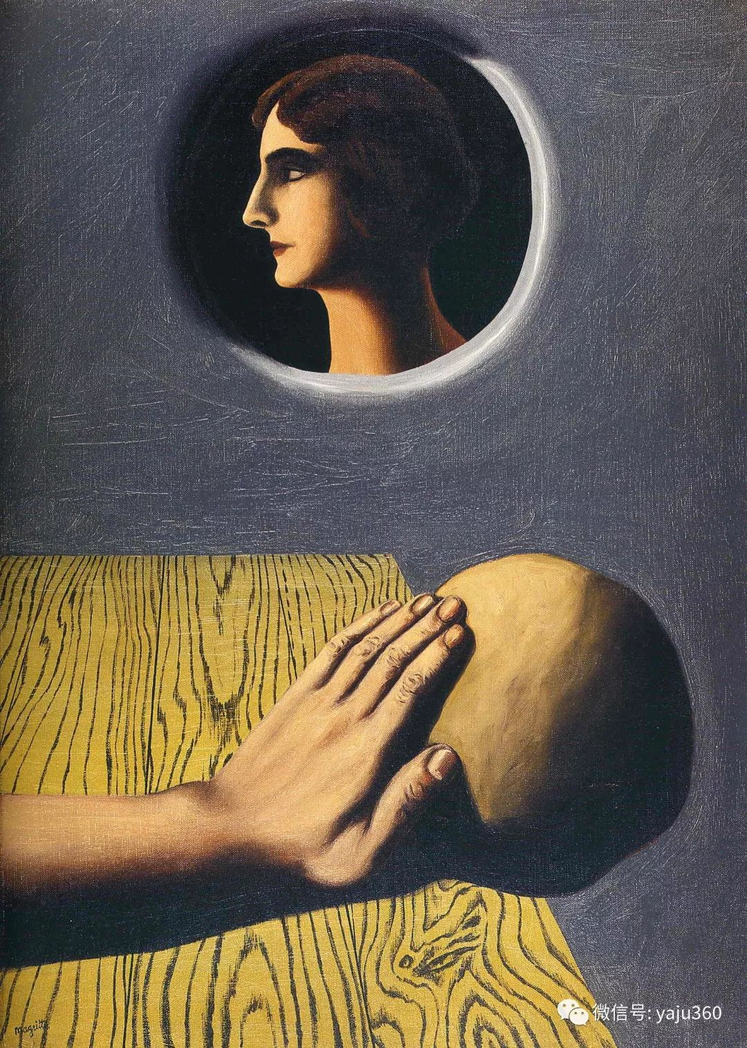 超现实主义 比利时画家Rene Magritte插图63