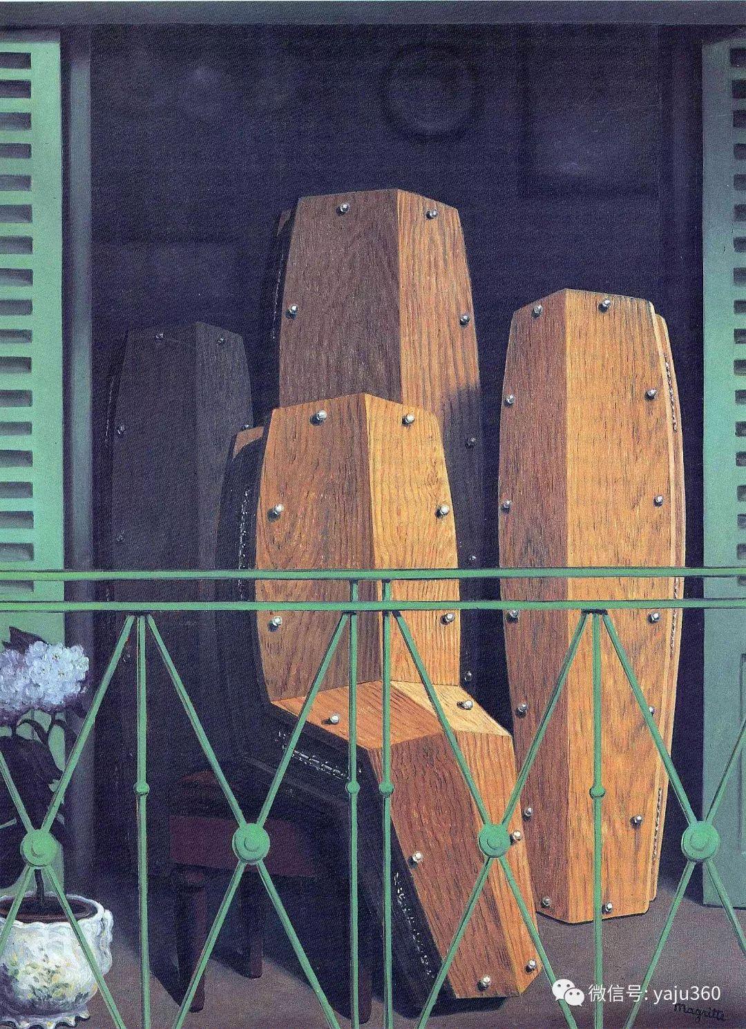 超现实主义 比利时画家Rene Magritte插图69
