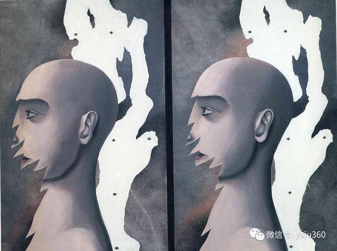 超现实主义 比利时画家Rene Magritte插图71