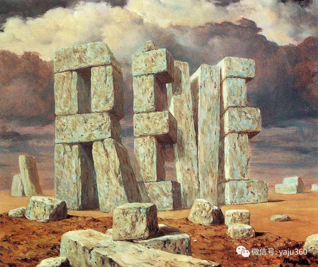 超现实主义 比利时画家Rene Magritte插图73