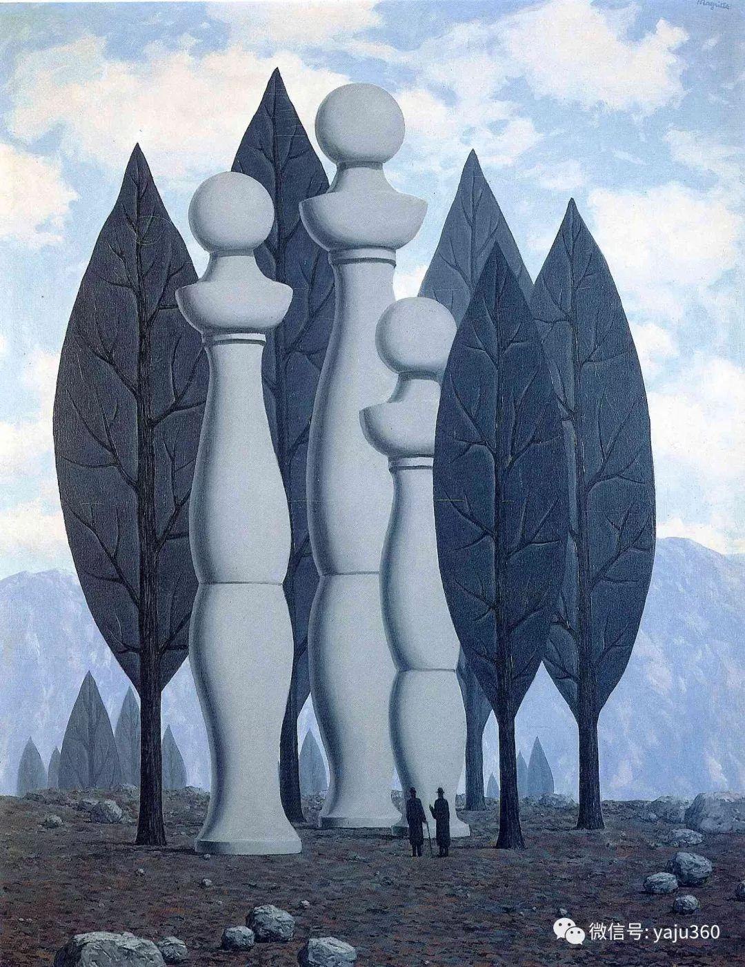 超现实主义 比利时画家Rene Magritte插图77