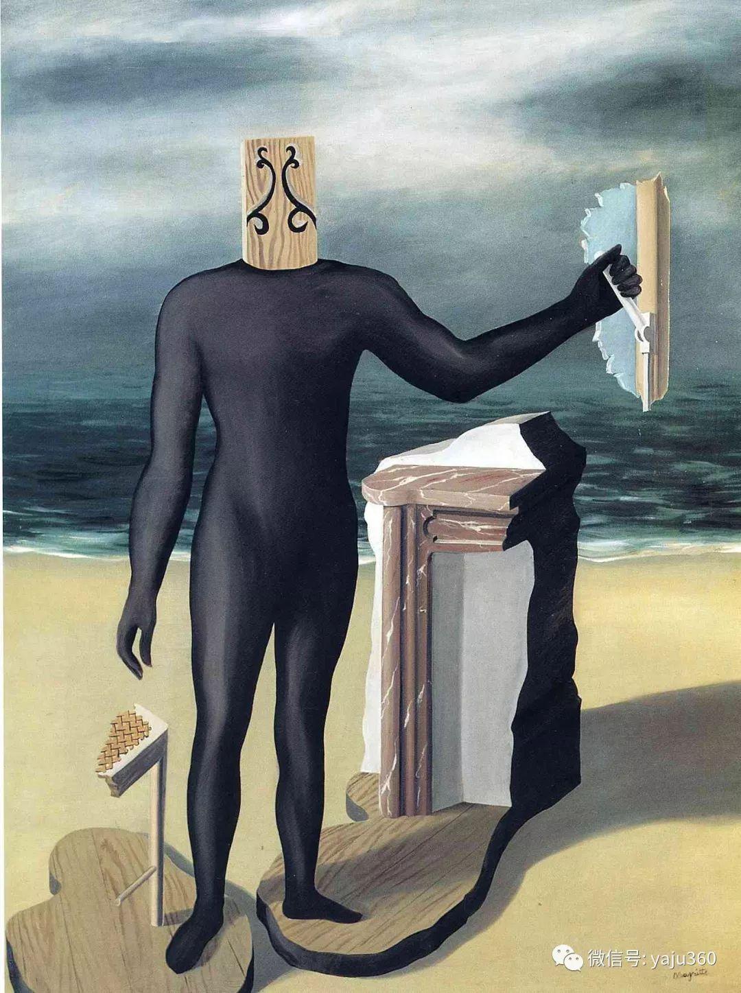 超现实主义 比利时画家Rene Magritte插图79