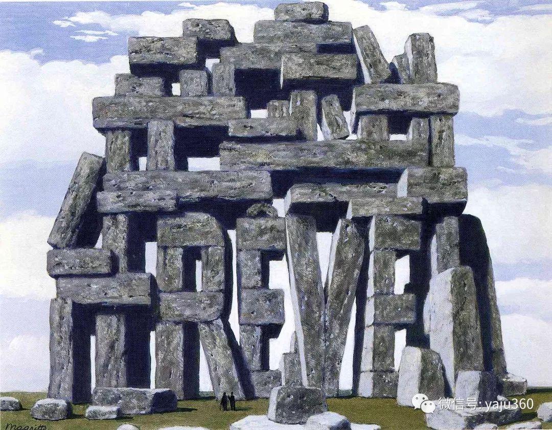 超现实主义 比利时画家Rene Magritte插图81