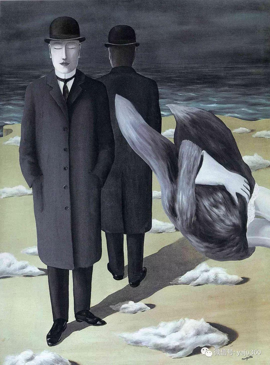 超现实主义 比利时画家Rene Magritte插图83