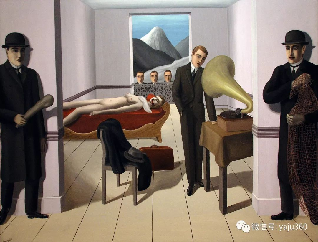 超现实主义 比利时画家Rene Magritte插图87
