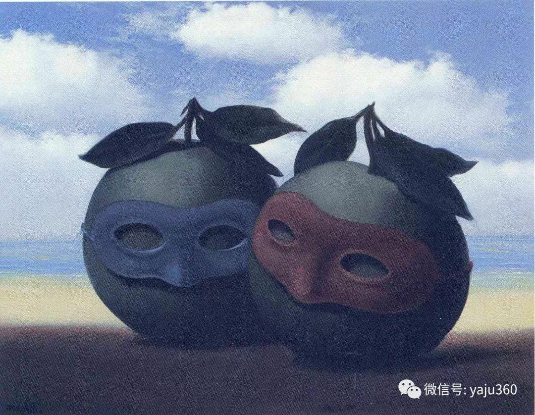 超现实主义 比利时画家Rene Magritte插图89
