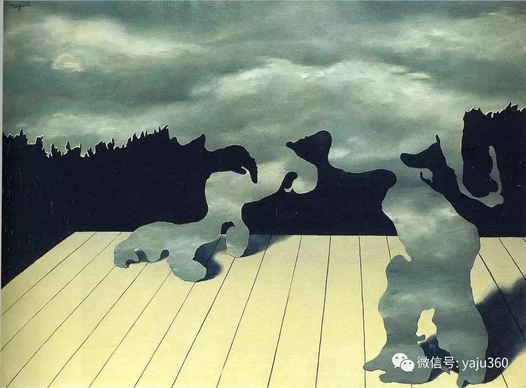 超现实主义 比利时画家Rene Magritte插图91