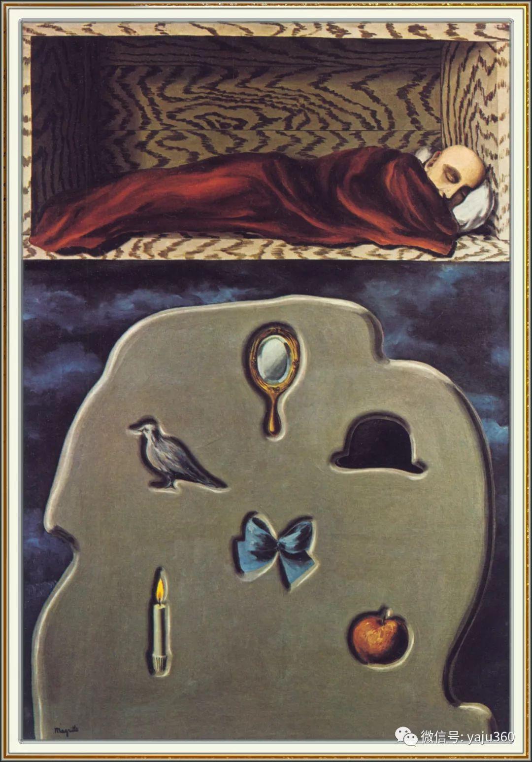 超现实主义 比利时画家Rene Magritte插图95