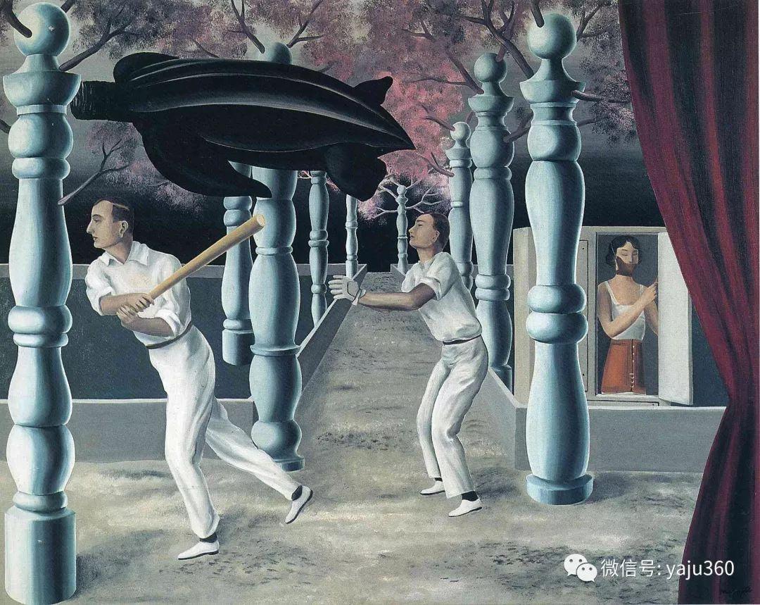 超现实主义 比利时画家Rene Magritte插图97
