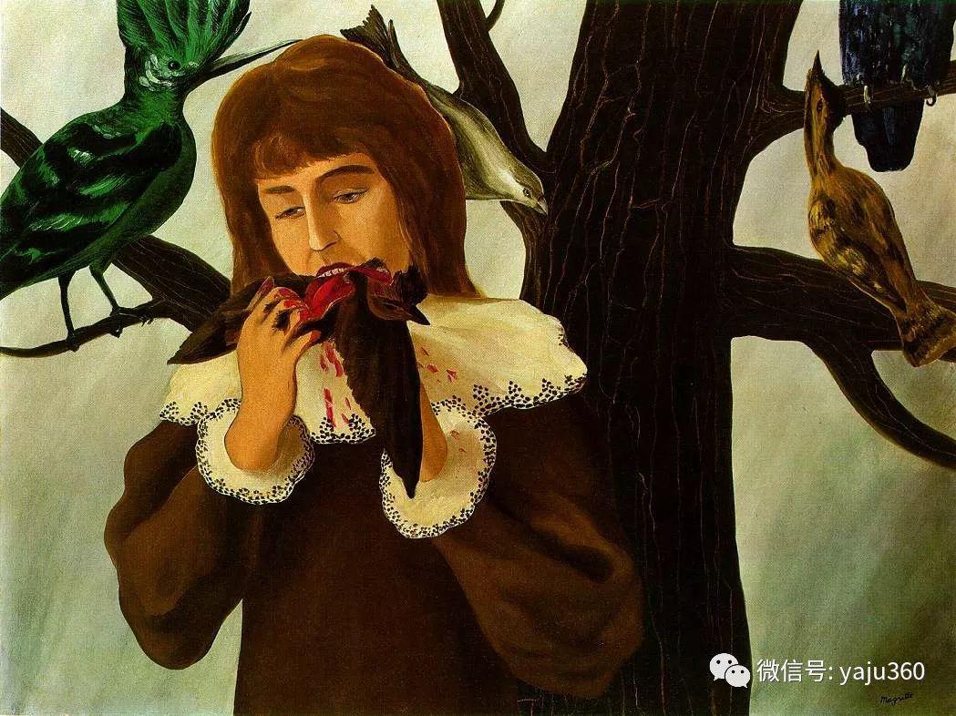 超现实主义 比利时画家Rene Magritte插图101