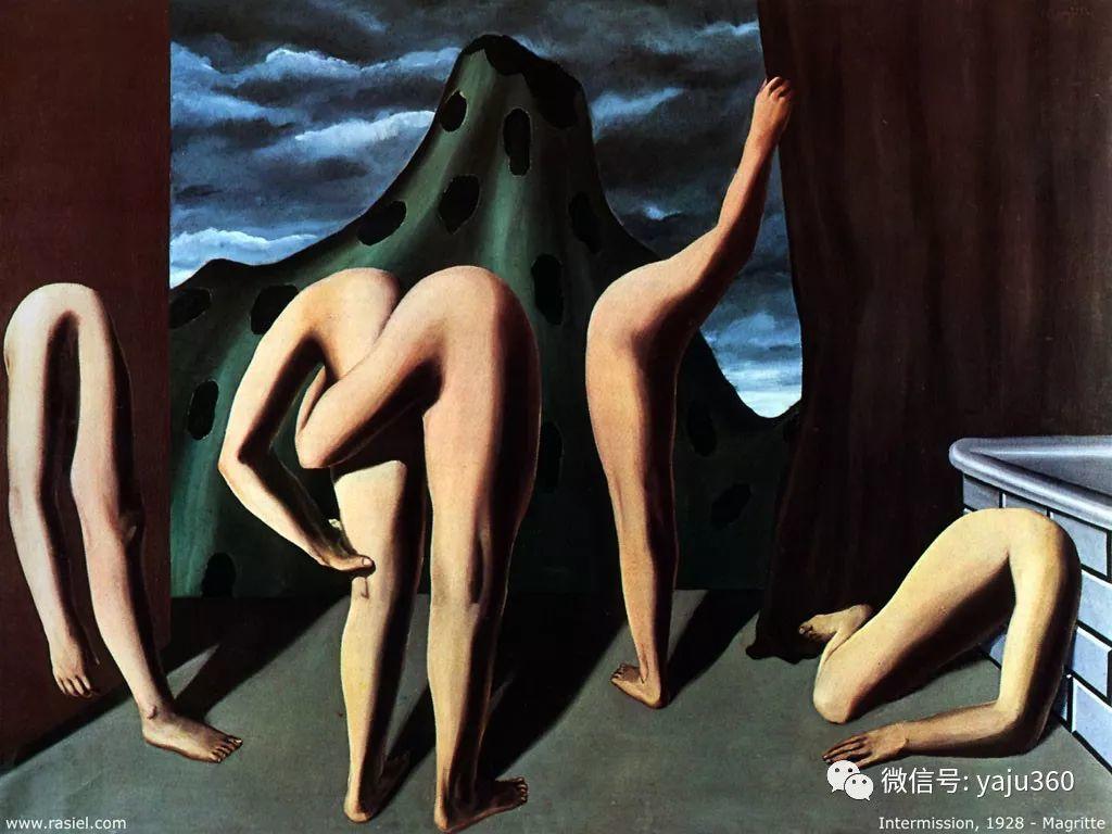 超现实主义 比利时画家Rene Magritte插图105