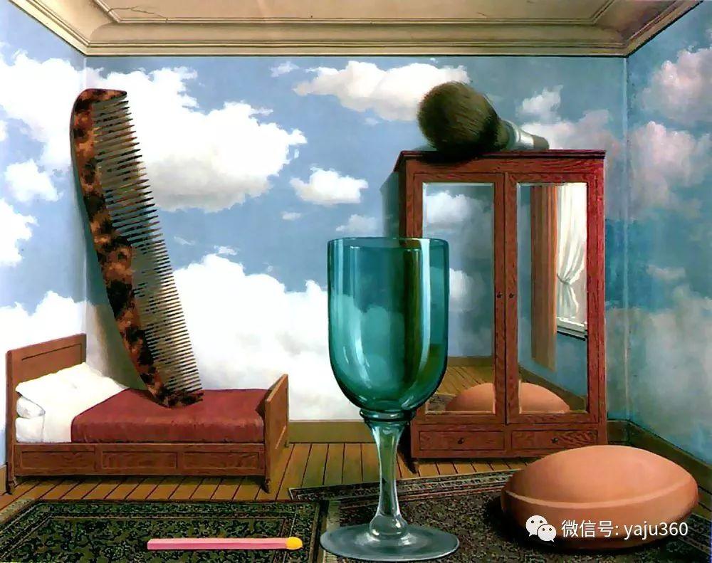 超现实主义 比利时画家Rene Magritte插图111