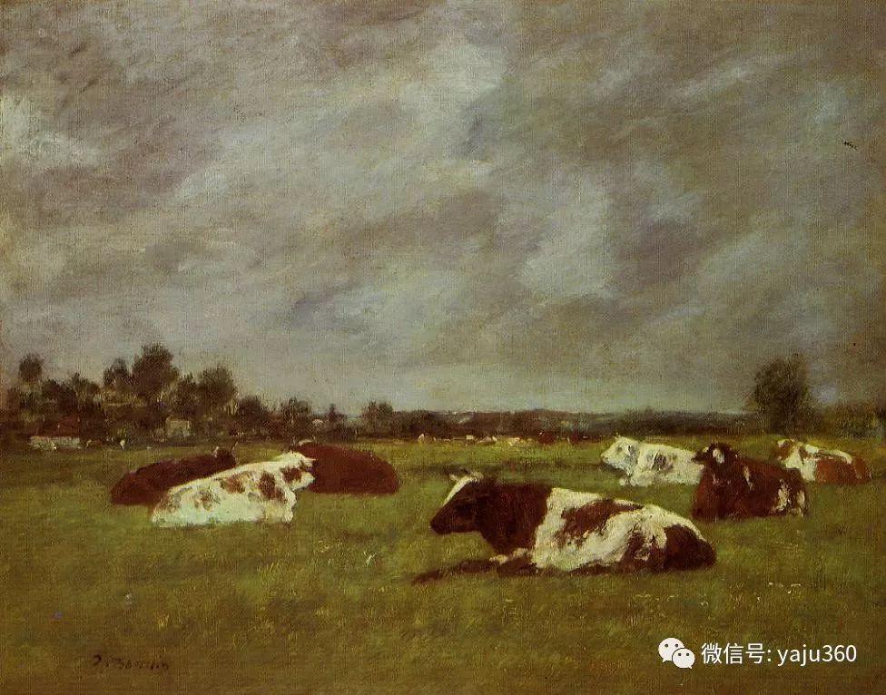 莫奈的启蒙老师 法国画家尤金·布丹插图57