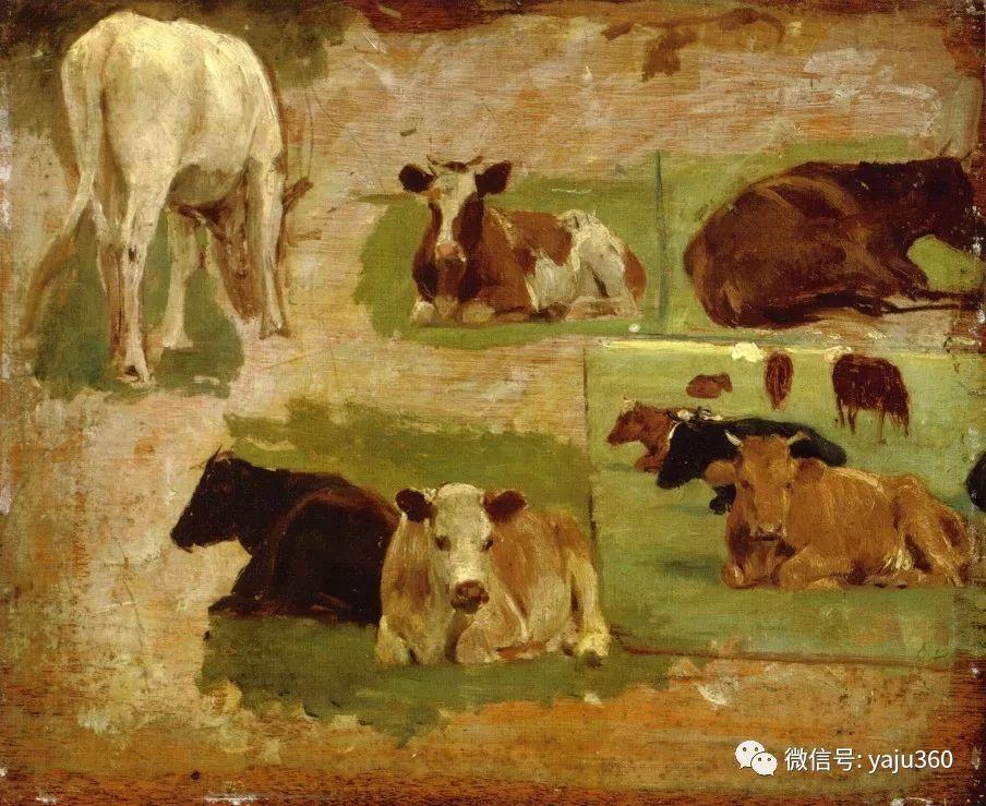 莫奈的启蒙老师 法国画家尤金·布丹插图59