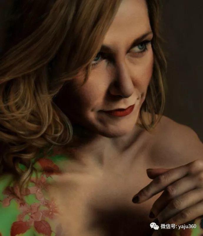 超写实美女油画 意大利画家Marco Grassi插图10