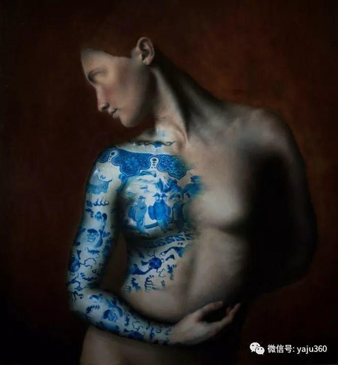 超写实美女油画 意大利画家Marco Grassi插图17