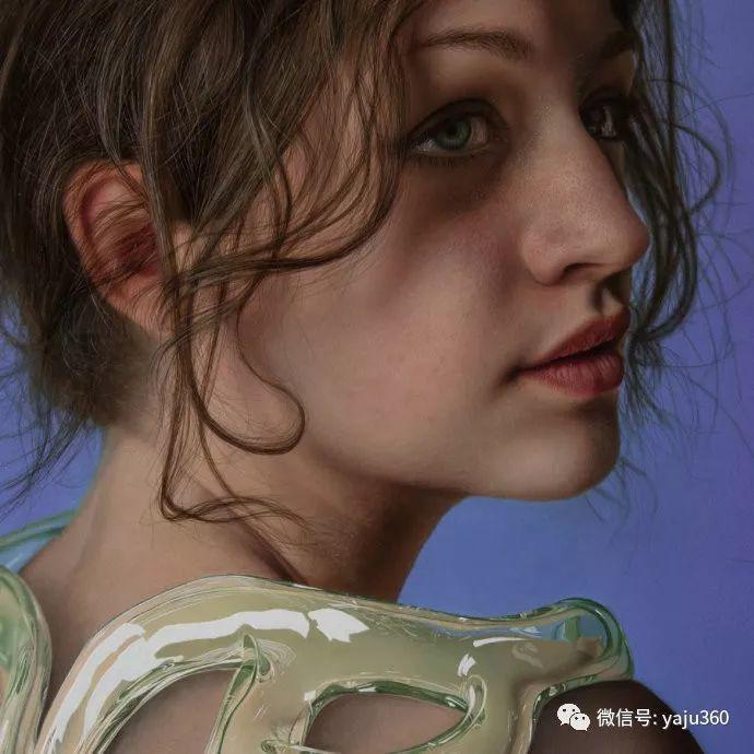 超写实美女油画 意大利画家Marco Grassi插图21