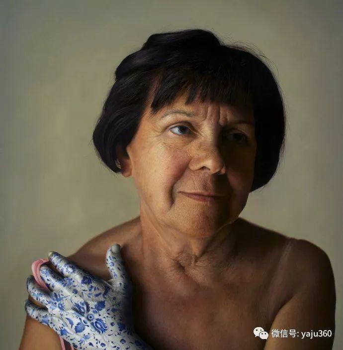 超写实美女油画 意大利画家Marco Grassi插图23