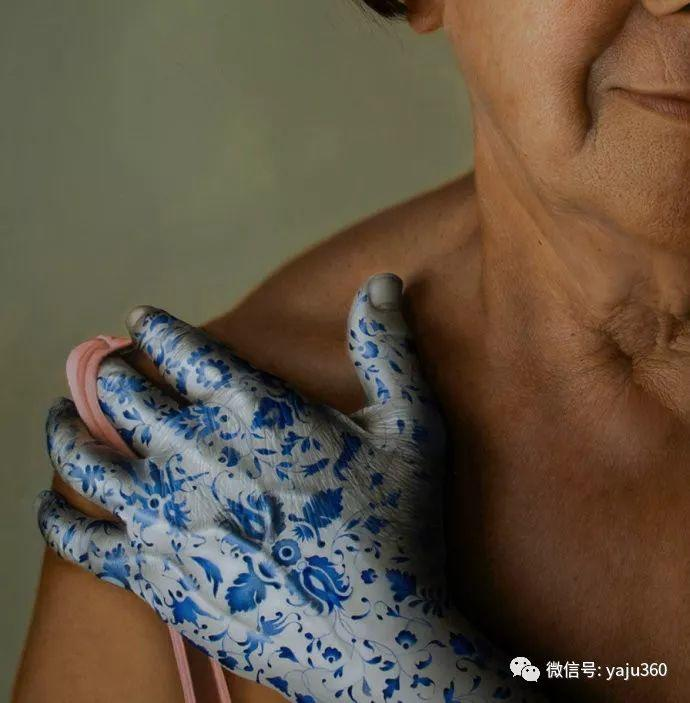 超写实美女油画 意大利画家Marco Grassi插图25