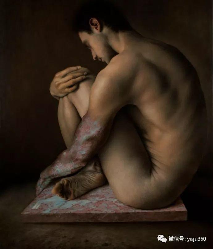 超写实美女油画 意大利画家Marco Grassi插图26