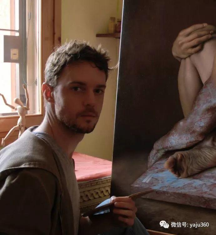 超写实美女油画 意大利画家Marco Grassi插图30
