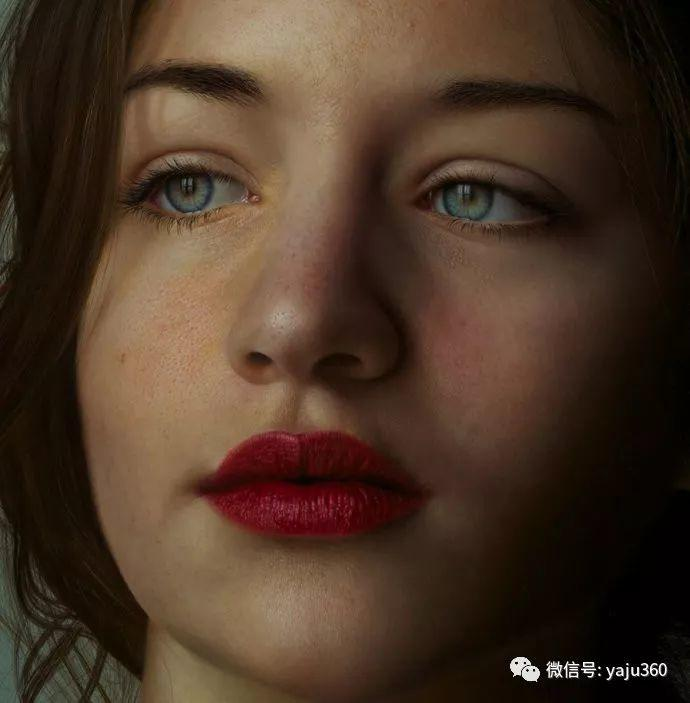 超写实美女油画 意大利画家Marco Grassi插图33