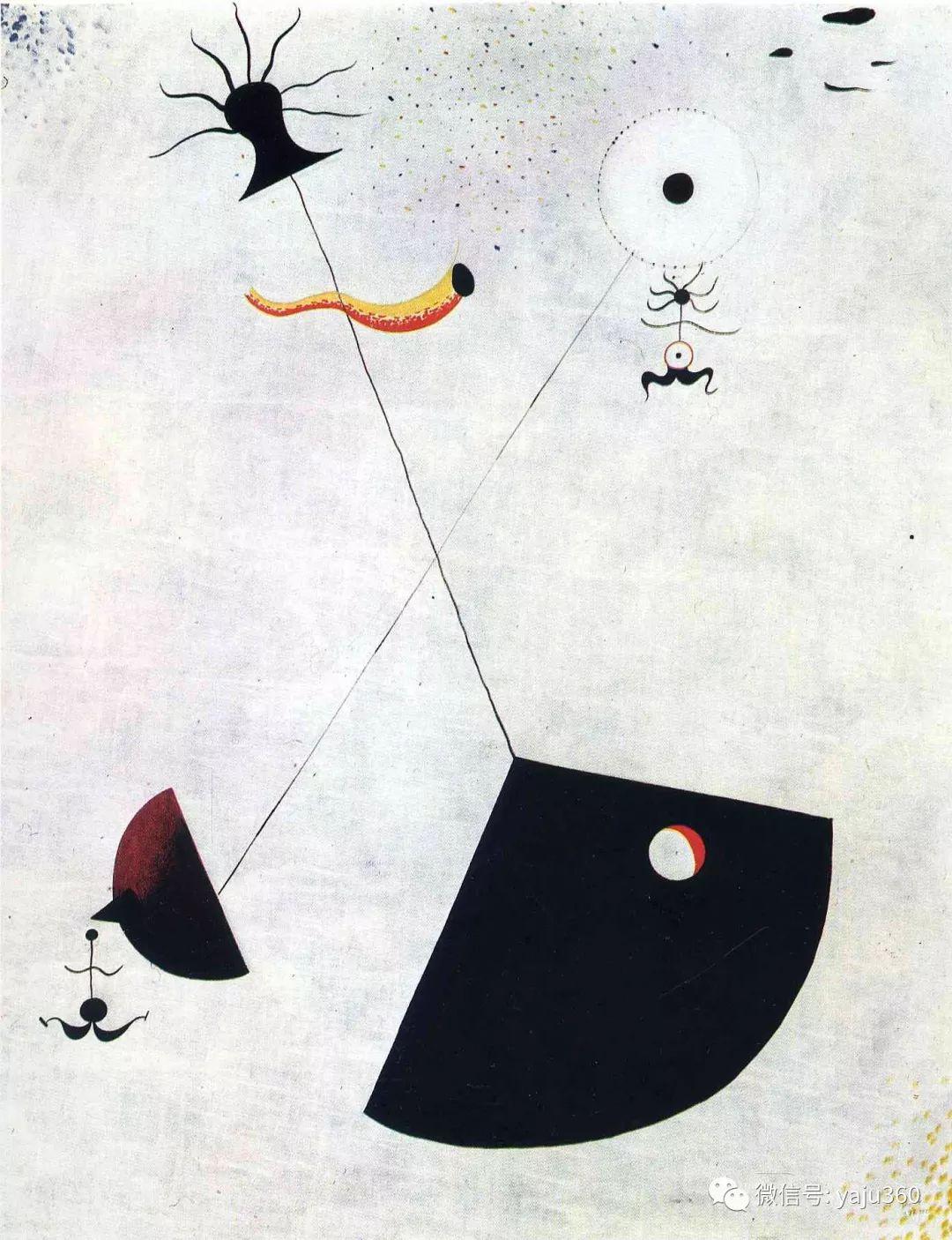 超现实主义  西班牙胡安·米罗插图9