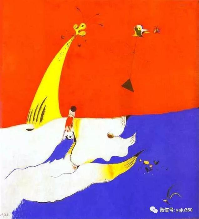 超现实主义  西班牙胡安·米罗插图31