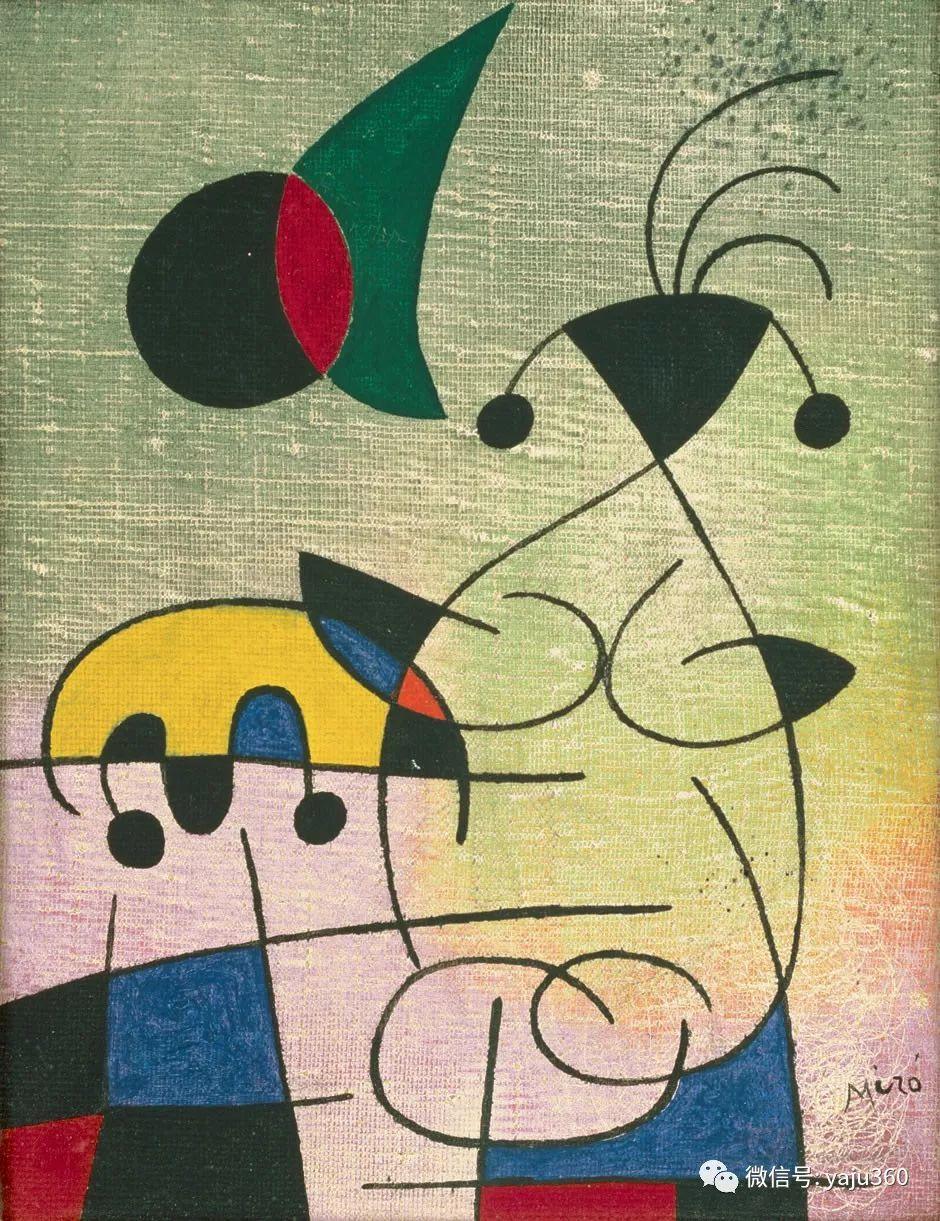超现实主义  西班牙胡安·米罗插图89