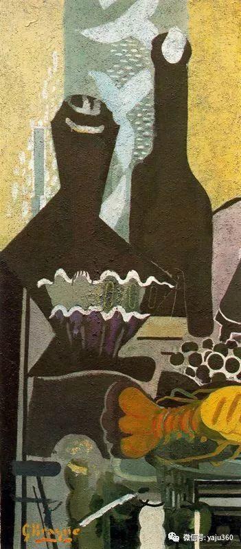 立体主义代表 法国画家乔治·勃拉克插图3