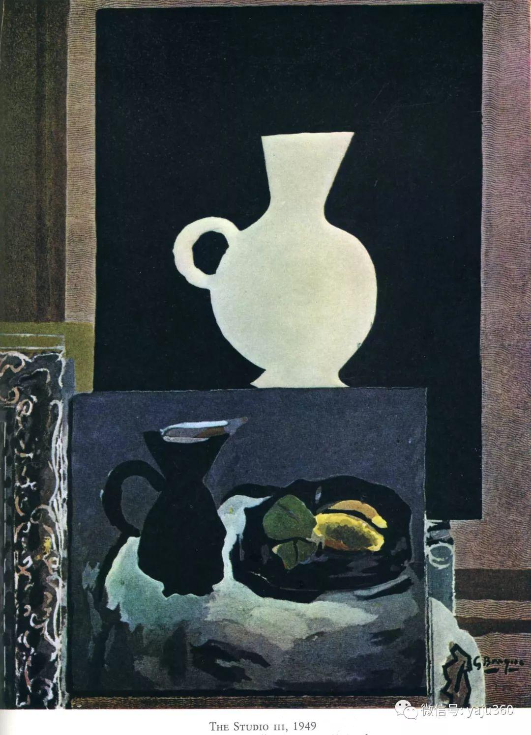 立体主义代表 法国画家乔治·勃拉克插图7