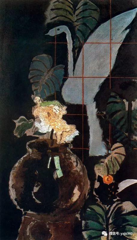 立体主义代表 法国画家乔治·勃拉克插图23