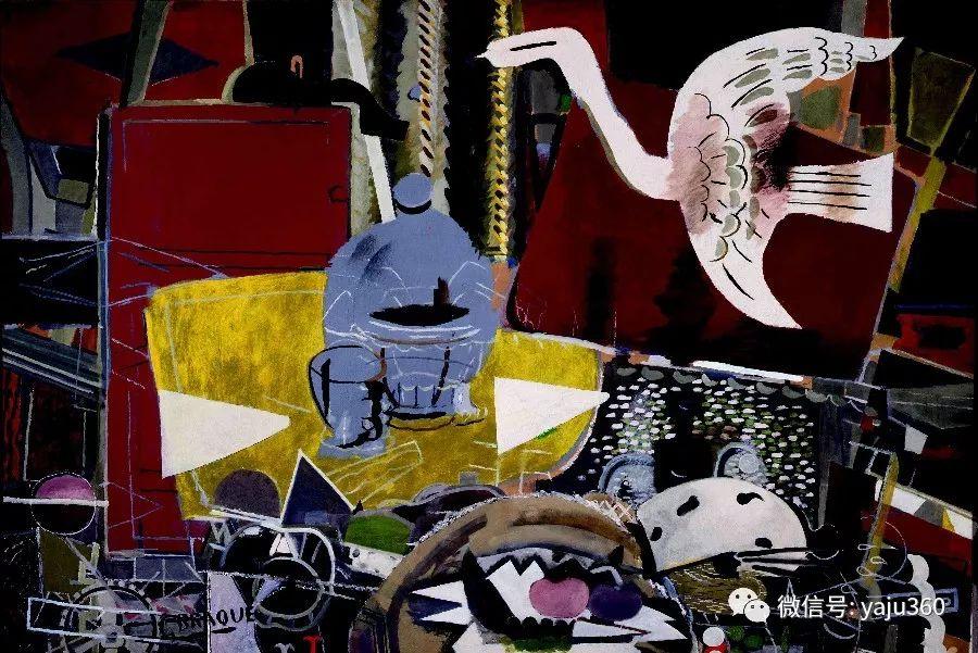立体主义代表 法国画家乔治·勃拉克插图29