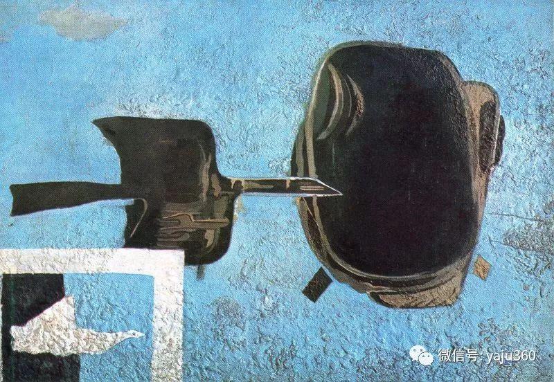 立体主义代表 法国画家乔治·勃拉克插图31
