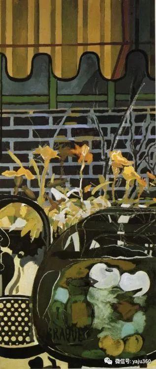 立体主义代表 法国画家乔治·勃拉克插图33