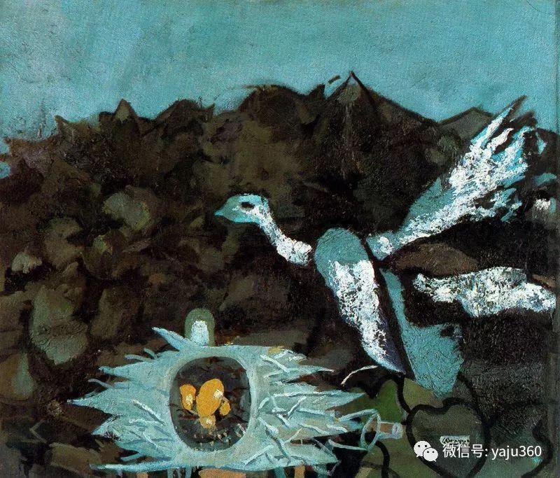 立体主义代表 法国画家乔治·勃拉克插图35