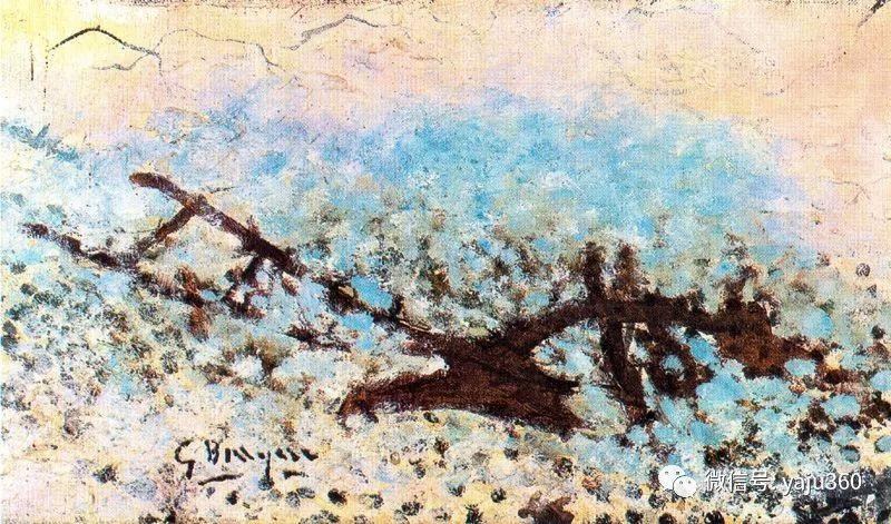 立体主义代表 法国画家乔治·勃拉克插图39