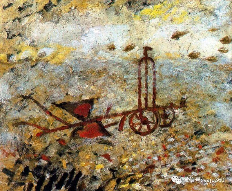 立体主义代表 法国画家乔治·勃拉克插图45